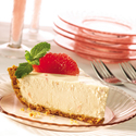 Texas Rio Star No-Bake Grapefruit Cheesecake