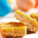 Citrus Bars with Shortbread Crust